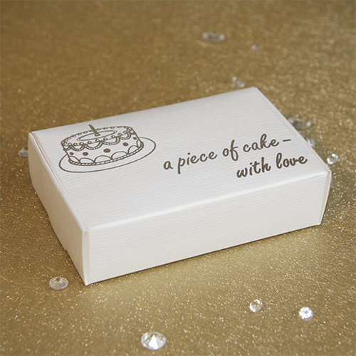 Wedding Favour Boxes Cake Boxes Dotty About Paper Latest News