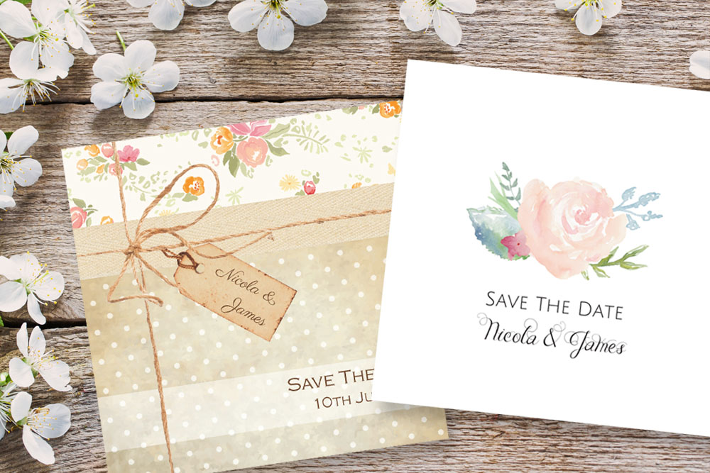Choosing A Theme For Your Wedding Stationery Dotty About Paper