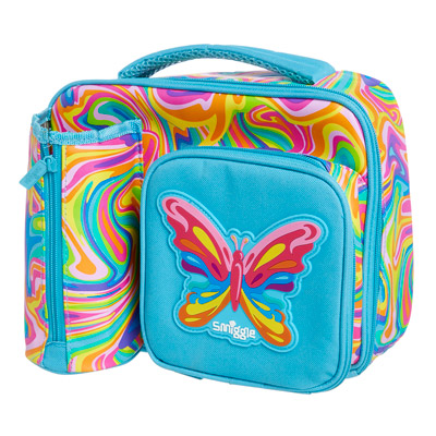 Back to School - Smiggle Rainbow Rad Compartment Lunchbox