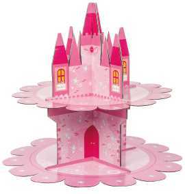 Princess Birthday Party Castle Stand