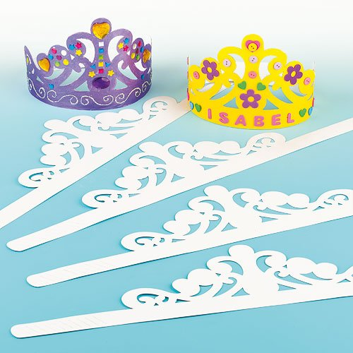 Princess Birthday Party Make Your Own Tiara Baker Ross