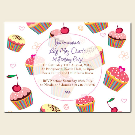 Where To Get Kids Birthday Invitations From Dotty About
