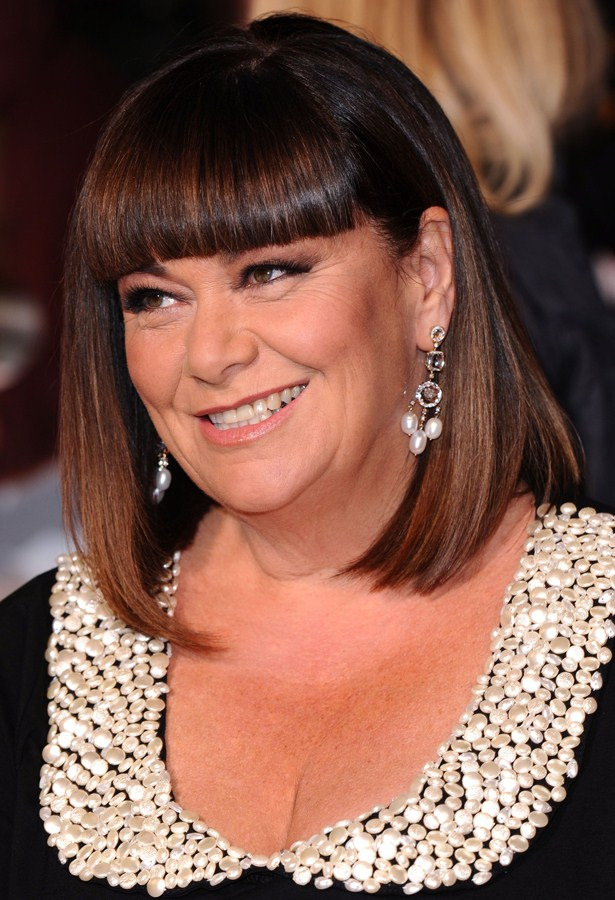 Latest French Manicure Designs: Dawn French Remarries In A Secret Ceremony Dotty About