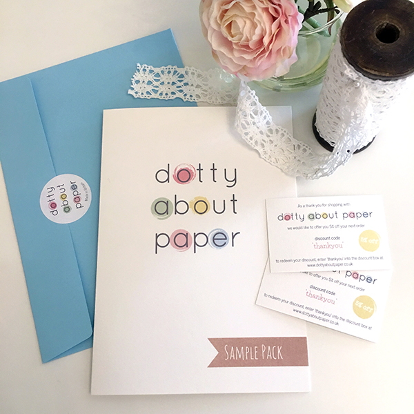 The Card Gallery is Becoming Dotty about Paper Dotty about Paper – Sample Staff Paper