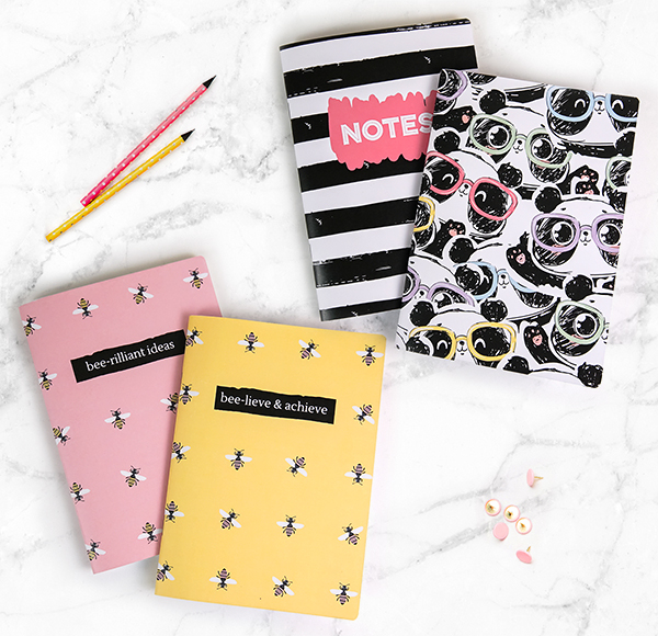 World Stationery Day - Exercise Books