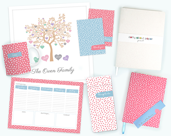 Dotty about Paper's 1st Birthday! - Giveaway