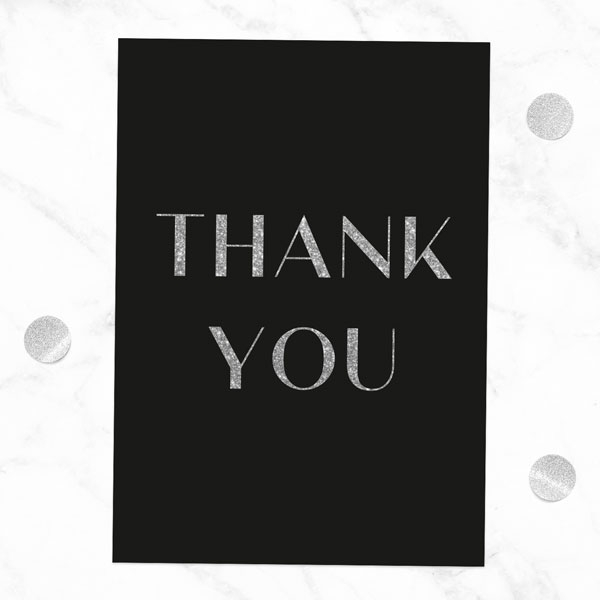 25th-Anniversary-Thank-You-Cards-Glitter-Effect-Typography