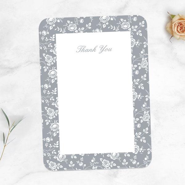 25th-Anniversary-Thank-You-Cards-Delicate-Rose-Pattern