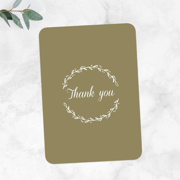 50th-Anniversary-Thank-You-Cards-Photo-Strip-Leaf-Pattern