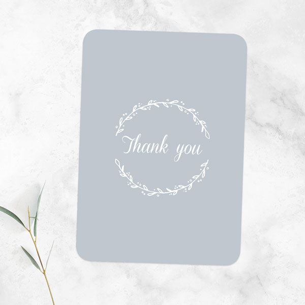 60th-Anniversary-Thank-You-Cards-Photo-Strip-Leaf-Pattern