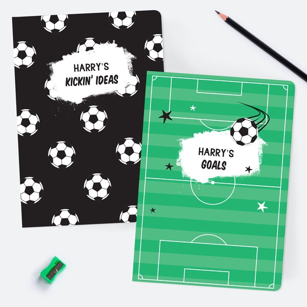 A5-Exercise-Books-Pack-of-2-Football-Crazy