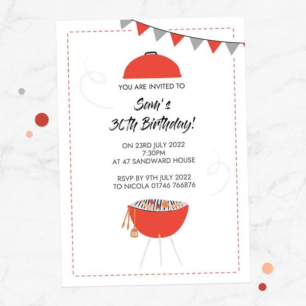 30th-birthday-invitations-barbecue-time