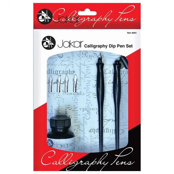 Jakar-Calligraphy-Dip-Pen-Set