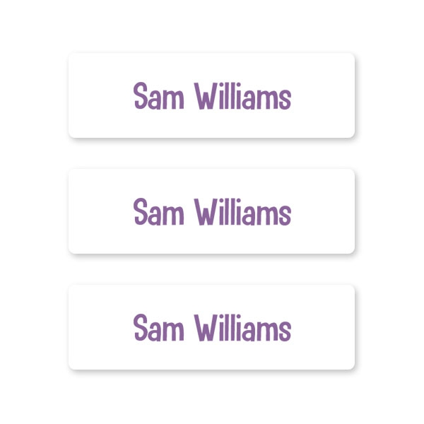 kids-pens-stationery-small-personalised-name-labels-purple-text