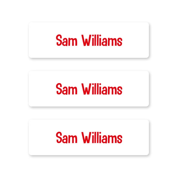 kids-pens-stationery-small-personalised-name-labels-red-text