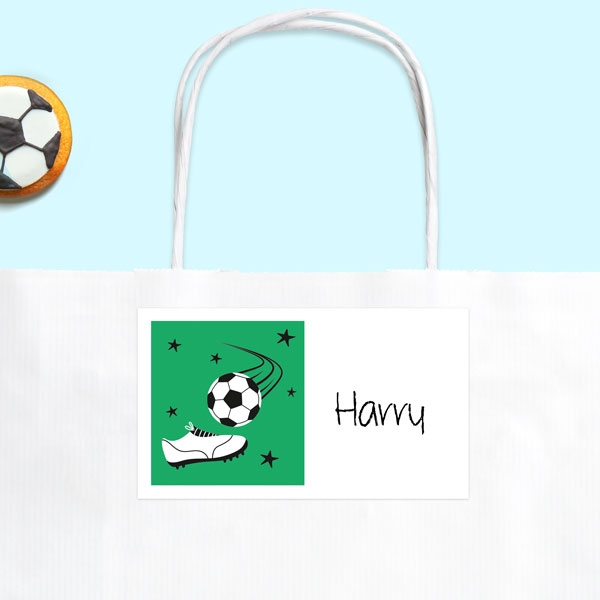 Football-Crazy-Party-Bag-&-Sticker-Pack-of-10