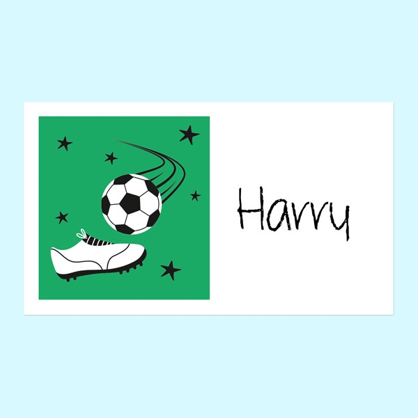 Football-Crazy-Party-Sticker-Pack-of-10