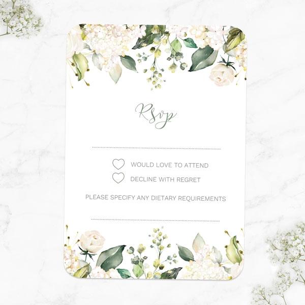 white-flower-garland-wedding-rsvp-cards