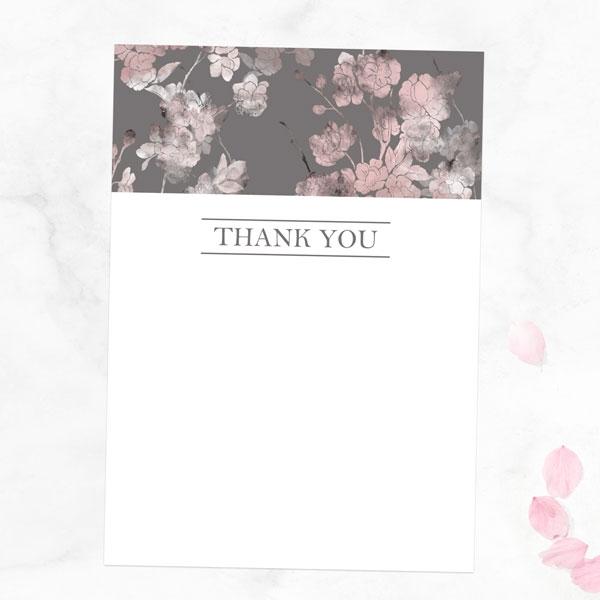 Ready to Write Thank You Cards - Sakura Blossom