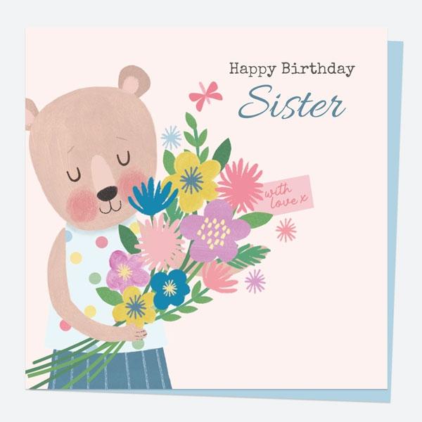 sister-birthday-card-dotty-bear-bouquet-happy-birthday-sister