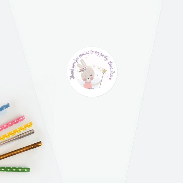 flopsy-bunny-sweet-cone-bag-sticker
