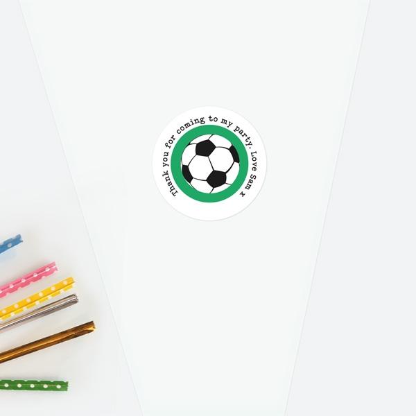 kickin-football-sweet-cone-bag-sticker