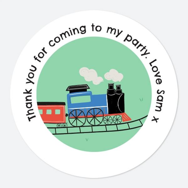 train-track-sweet-cone-stickers