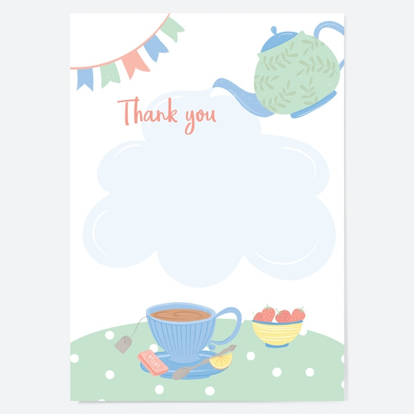 thank-you-cards-cake-bunting