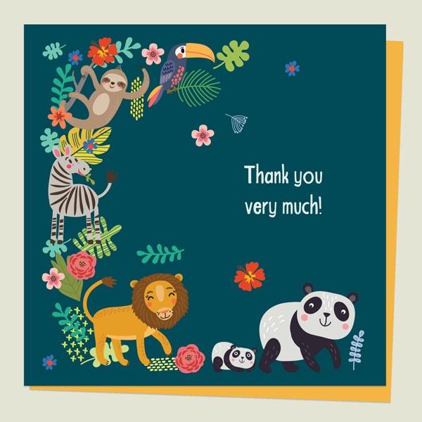 thank-you-card-cute-safari-animals