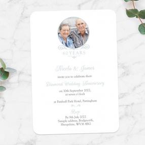 60th-Wedding-Anniversary-Invitations-Ornate-Scroll-Photo
