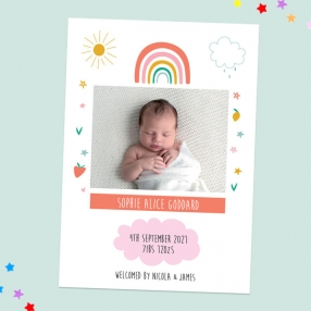 Baby-Announcement-Cards-Chasing-Rainbows