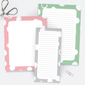 Join The Dots - Notepads - Pack of 3