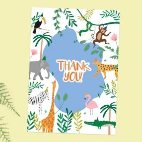 Ready-to-Write-Kids-Thank-You-Cards-Go-Wild-Safari