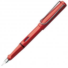 Lamy-safari-Fountain-Pen-Red