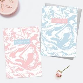 Sweet Sherbet Dreams - Greetings Cards - Pack of 10