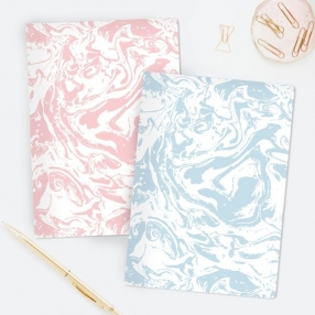 Sweet Sherbet Dreams - A5 Exercise Books - Pack of 2