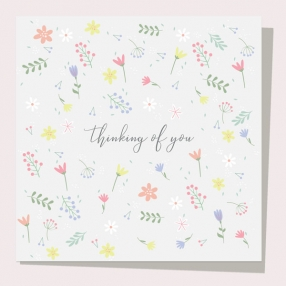 Sympathy-Card-Scattered-Flowers-Thinking-of-You