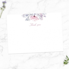 Anniversary-Thank-You-Cards-Lilac-&-Pink-Flowers