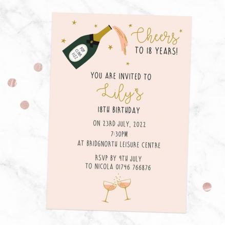 18th-birthday-invitations-champagne-blush