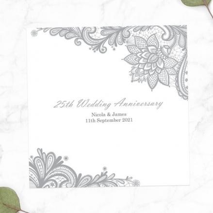 25th-Wedding-Anniversary-Invitations-Victorian-Lace