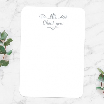 25th-Anniversary-Thank-You-Cards-Ornate-Scroll-Photo