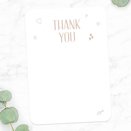 30th Anniversary Thank You Cards - Modern Photo Collage