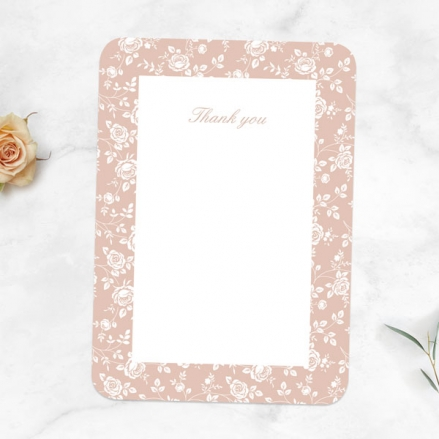 30th-Anniversary-Thank-You-Cards-Delicate-Rose-Pattern