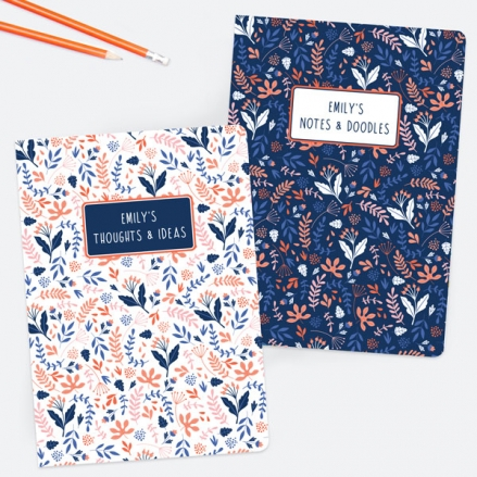 ditsy-floral-personalised-exercise-books