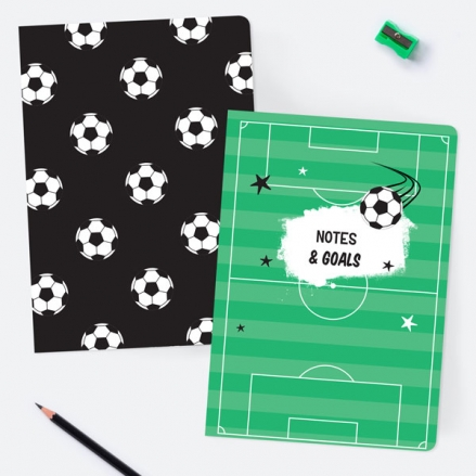 football-crazy-a5-exercise-books-pack-of-2
