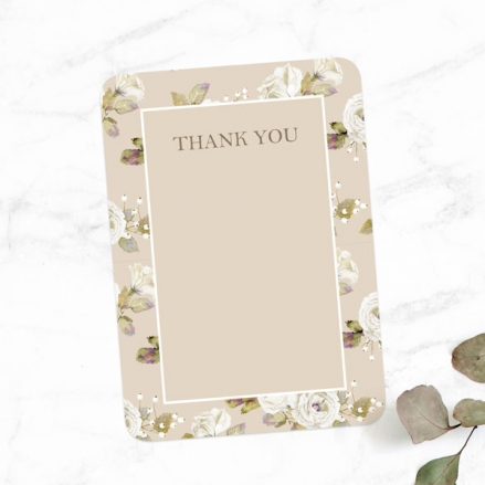 Anniversary-Thank-You-Cards-Vintage-Cream-Roses
