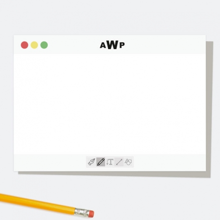 Application-Personalised-A6-Note-Card