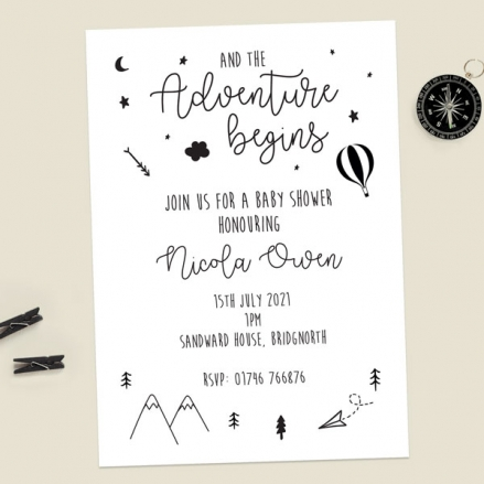 Baby-Shower-Invitations-The-Adventure-Begins