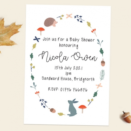 Baby-Shower-Invitations-Whimsical-Forest