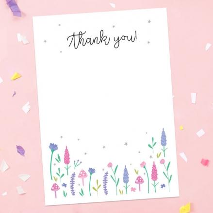 Baby-Thank-You-Cards-Fairy-Garden